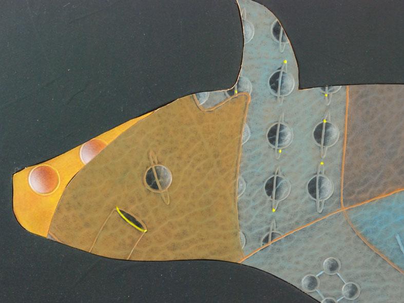 Detail-lederbild